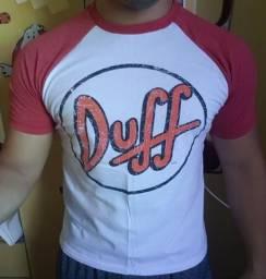 Camisa Duff Beer