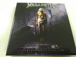 Megadeth Countodown To Extinction 20th Anniversary Edition