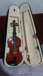 Vendo ou troco violino