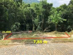 Laurinho Imóveis - Terreno em Muriqui
