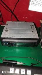 Rádio automotivo Pioneer ( não tem usb )