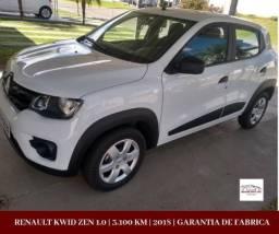 Renault Kwid 1.0 ZEN - 2018
