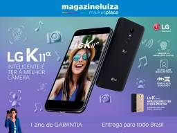 Smartphone LG K11+ 32GB Cam. 13mp + Selfie 5MP Tela 5,3?? Octa Core 3GB ram