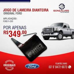 JOGO DE LAMEIRA DIANTEIRA ORIGINAL FORD