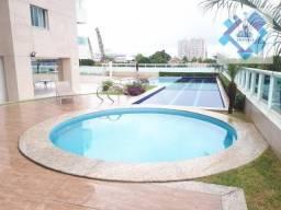 Apartamento com 3 dormitórios à venda, 87 m² por R$ 589.000 - Fátima - Fortaleza/CE