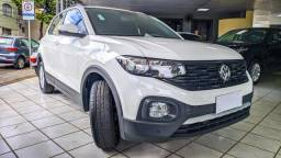 T-CROSS 2020/2020 1.0 200 TSI TOTAL FLEX AUTOMÁTICO