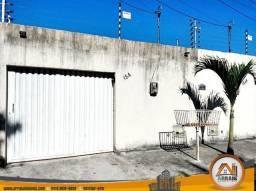 Título do anúncio: Casa com 3 quartos, 150 m², à venda por R$ 190.000 Urucunema - Eusébio/CE
