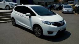 HONDA FIT EX 1.5 16V CVT FLEXONE Branco 2015/2015