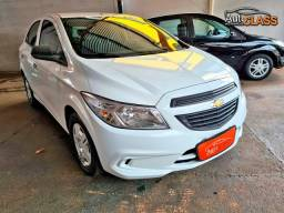 Chevrolet GM Onix Joy 1.0 Branco 2017