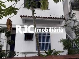 Casa à venda com 5 dormitórios em Tijuca, Rio de janeiro cod:MBCA50072