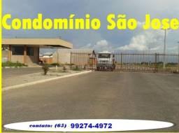 Vendo lote de 500 m² no condomínio são Jose