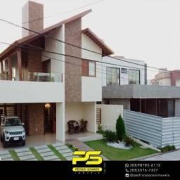Casa com 4 dormitórios à venda, 361 m² por R$ 2.300.000 - Portal do Sol - João Pessoa/PB