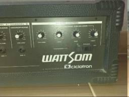 Cabeçote Amplificador Wattsom