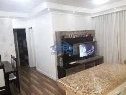 Apartamento com 2 dormitórios à venda, 50 m² por R$ 230.000 - Vila Mercês - Carapicuíba/SP