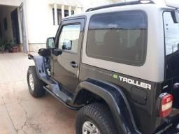 Troller T4 Turbo Diesel 4x4 2013/13 com baixa KM e muito conservado - 2013