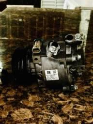 Vendo compressor do Ônix/Prisma/Spin R$ 300,00