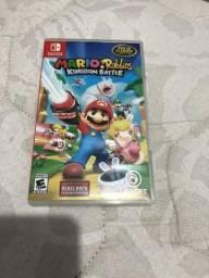 Mario + rabbids Nintendo switch comprar usado  Belém