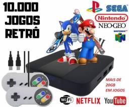 Vídeo game retro