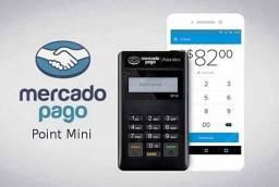 Máquina de cartão sem aluguel nem mensalidade . Recebe o dinheiro na hora Crédito débito