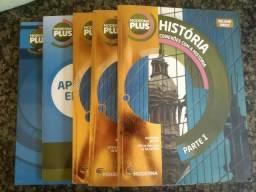 Kit Completo livro de História 2° ano