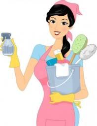 Cozinheira forno e fogão / empregada