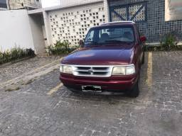 Título do anúncio: Reliquia/ranger 4.0 6cc xl cab simples/1996 c/gnv