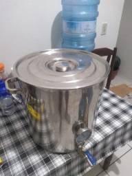 Material para fabricação de cerveja artesanal