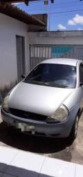 Ford Ka 2006, motor Zetec Rocan todo em dia