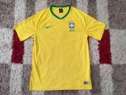 Camisa Nike Seleção Brasileira Original