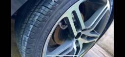 Vendo Roda com pneu aro 20