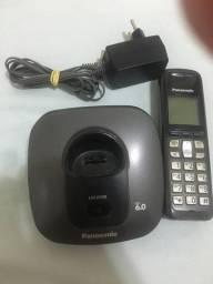 Telefone Panasonic 6.0 novo
