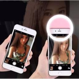 Luz de selfie para celular