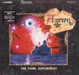 Ayreon - The Final Experiment 02 CDs