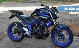 Yamaha MT 03 321 C/ABS 2019 Personalizada + Acessórios