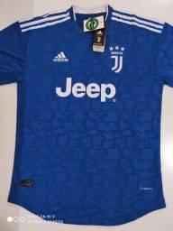 Camisa Juventus Third Player Adidas 19/20 - Tamanho: G