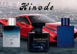 Perfumes hinode com 20% de desconto