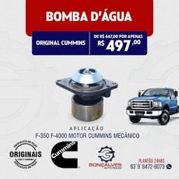 BOMBA D'ÁGUA ORIGINAL CUMMINS