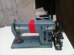 Máquina de costura Singer Zig -Zag usada