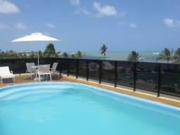 Mar do Cabo Branco Beira Mar com sacadão de frente para o mar