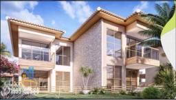 Título do anúncio: Casa Condomínio fechado 4 suites, varanda - Mata de São João