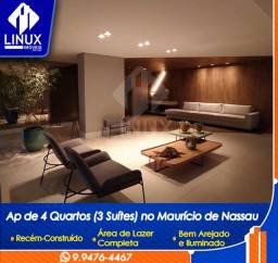Apartamento de 139 m², com 03 suítes disponível para Venda no Acqua em Caruaru