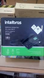 Telefone Rural 3G com Wi-Fi