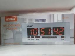 Relógio Parede Led Digital Lelong Le-2117