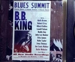 CD Blues Summit BB King