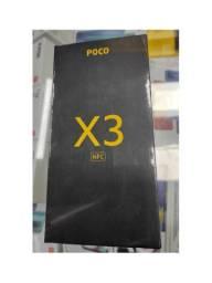 Pocophone X3 da  Xiaomi ® B*A*R*A*T*O .. Novo lacrado com garantia e entrega hj