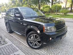 Range Rover Sport 2011 Hse Supercharged 5.0 v8 500hp toplinha+absurdamente nova!!!