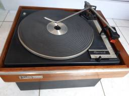 Toca discos Vinil Gradiente garrard 6300