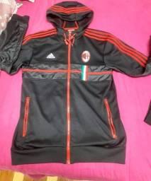 Agasalho Adidas Milan Original Raro