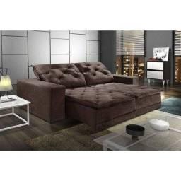 Título do anúncio: Super Promoção /// Sofa Retratil Reclinavel Com Pillow ///