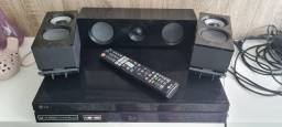 Home Theater Blue Ray 3D LG